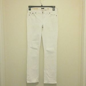 J. Crew Matchstick Jeans Size 29
